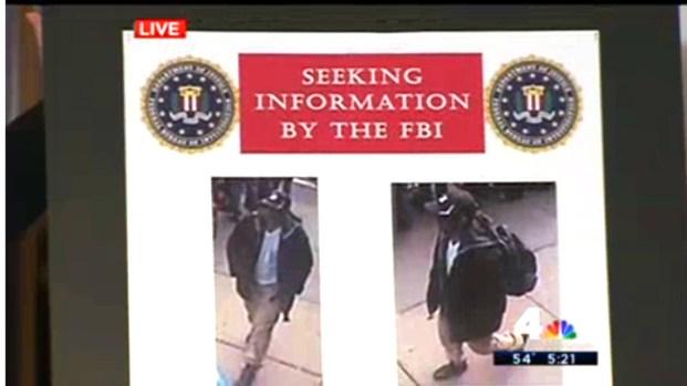 Photos of Boston Bomb Suspects