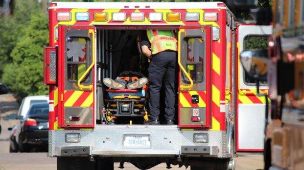 [DFW] School Buses Involved in Crash in Dallas