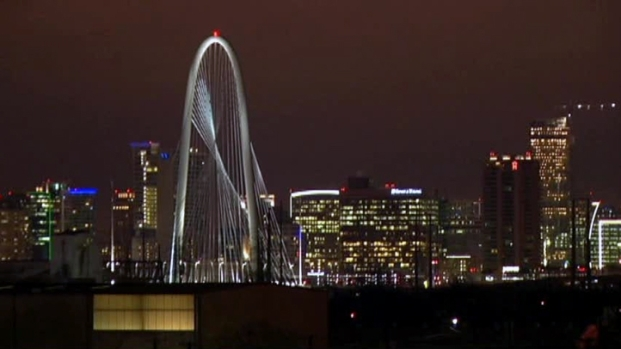 [DFW] Big D Applauds Calatrava Bridge