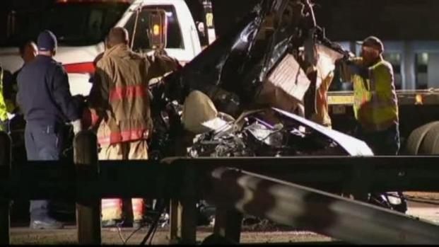 [DFW] Speed Definite Factor in Deadly Crash: Police