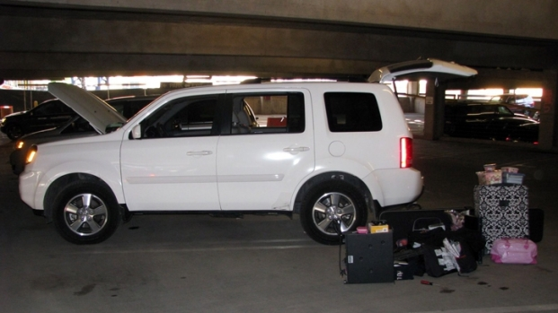 [DFW] Property Stolen in Car Break-Ins Recovered
