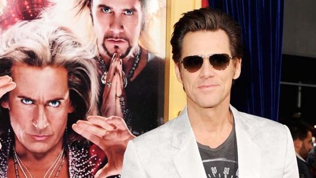 """[NBCAH] Jim Carrey at """"The Incredible Burt Wonderstone"""" Premiere"""