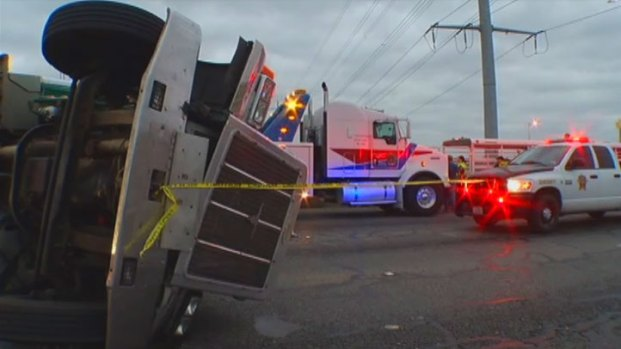 [DFW] NBC 5 Investigates: Trucking Company Involved In Crash
