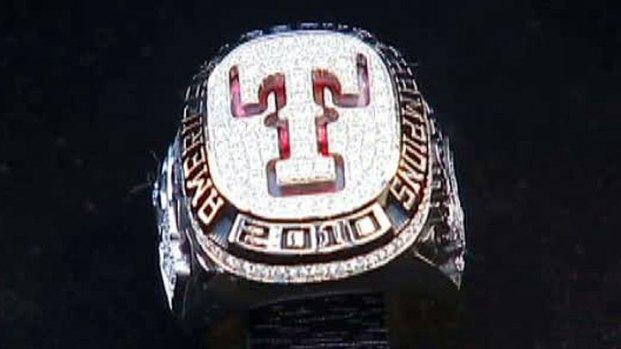 [DFW] Rangers Talk Championship Rings