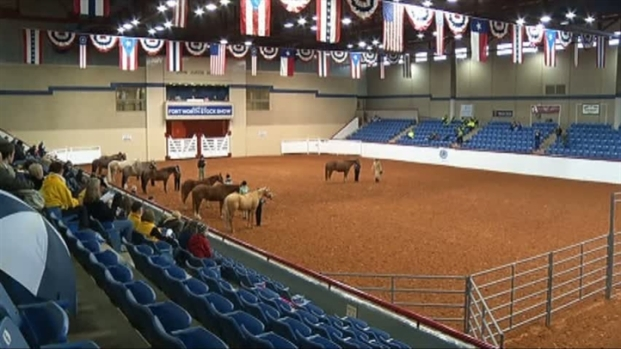 [DFW] Chisholm Challenge Marks Stock Show's First Competition