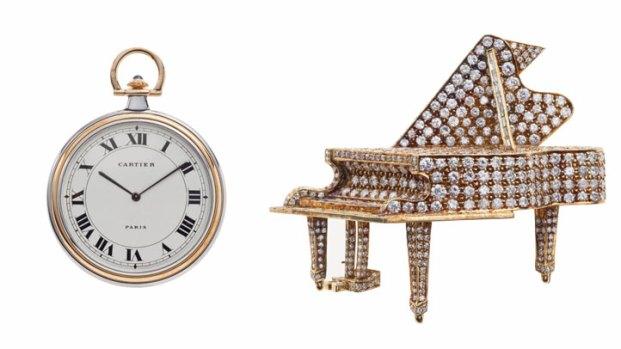 Gallery: Van Cliburn Auctions Items