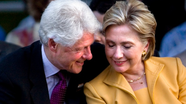 [AP] Pres. Clinton: Hillary Will Live to 120