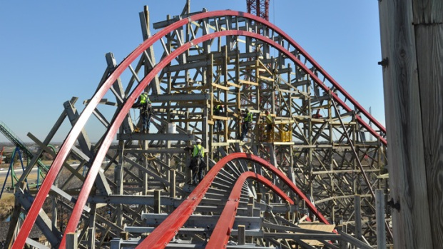 Six Flags Over Texas Celebrates 50 Years - NBC 5 Dallas-Fort