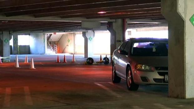 [DFW] Parking Garage Damage Leads to Courthouse Parking Woes