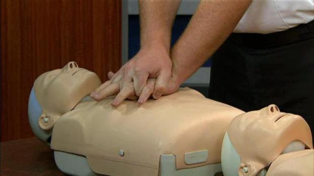 [DFW] Hands-On CPR Demonstrated
