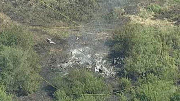 [DFW] Two Survive Fiery Plane Crash
