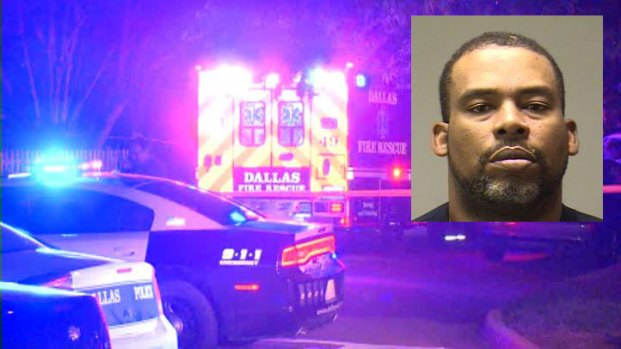 [DFW] Background Revealed for Dallas, DeSoto Shooting Suspect