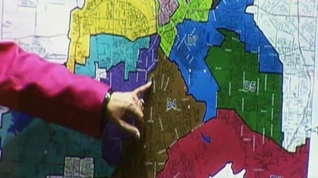 [DFW] After Long Day, Dallas Council Approves Redistricting Map