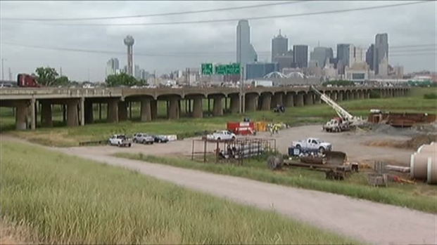 [DFW] NTTA Proposes Trinity Parkway Tollroad
