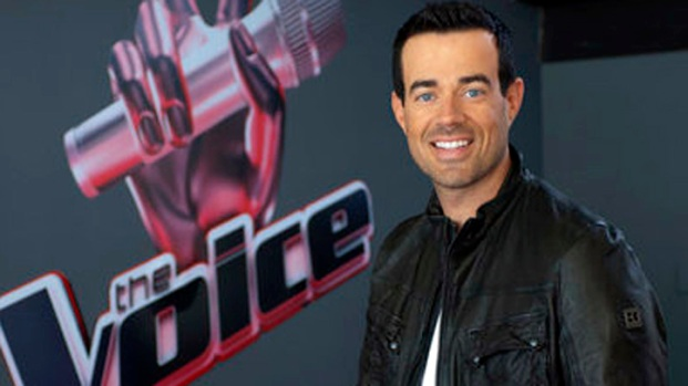 Carson Daly Through the Years