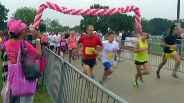 [DFW] Denton Draws 2,000 to Komen Race for the Cure