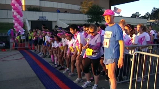 [DFW] Denton Hosts City's First Komen Race for the Cure