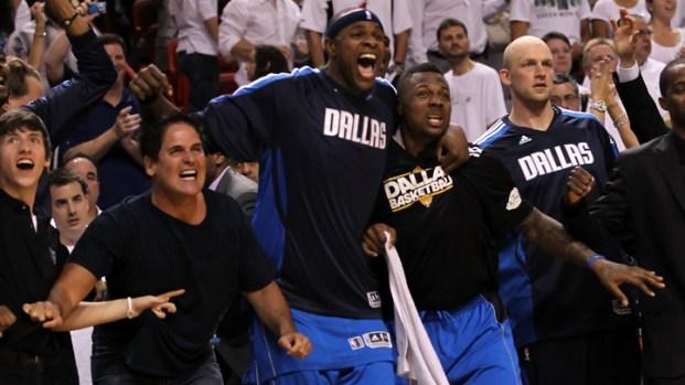 NBA Finals: Mavericks Vs. Heat