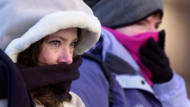 [DFW] Cold, Wet Weather Pours Into DFW