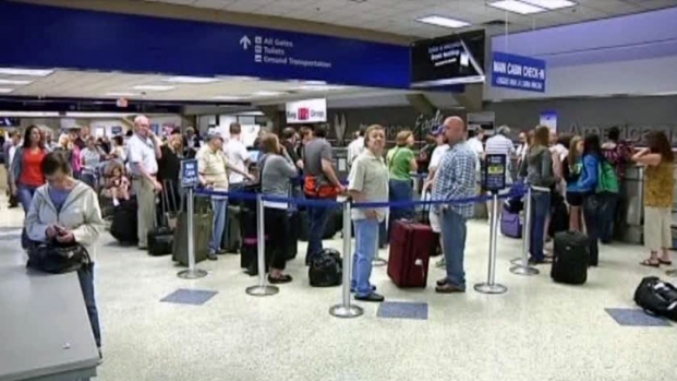 [DFW] Airport Contract Accused of Theft
