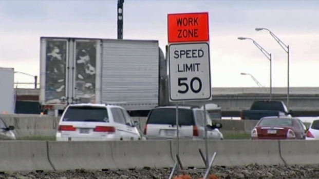 [DFW] Police to Enforce Lowered Speed Limit in Construction Zone