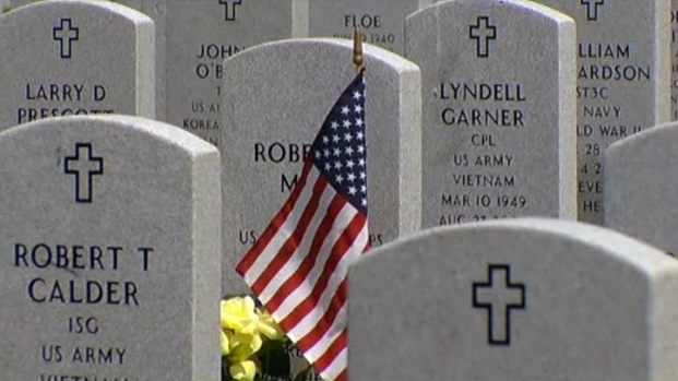 [DFW] Raising Money for Memorial Day Flags for Grave Sites