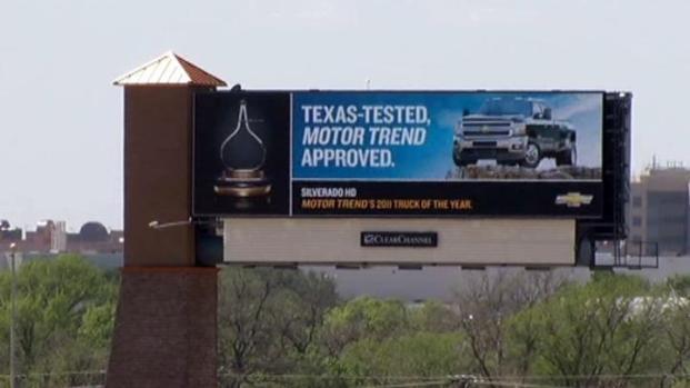 [DFW] Digital Billboards Could Light Up Dallas