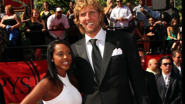 Dirk, Mavs Win Big at ESPYs
