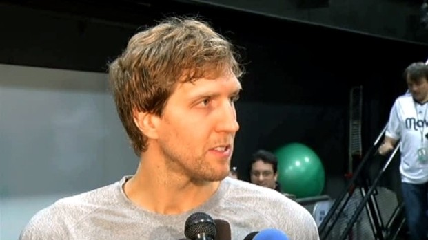 "[DFW] Dirk: ""It's a Tough Decision to Make"""