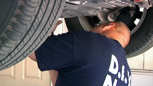 [DFW] Self-Serve Shop Lets You Do Your Own Car Repairs