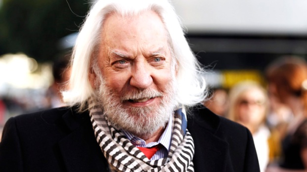 "[NBCAH] Donald Sutherland: Jennifer Lawrence Is ""Brilliant!"" In ""The Hunger Games"""