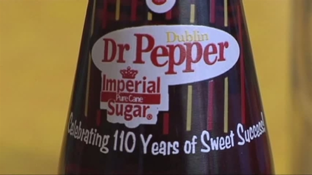 [DFW] Dr Pepper History Absent at Soda Gallery