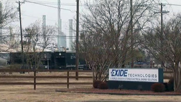 [DFW] Battery Recycling Plant Closes, 130 Workers Laid Off