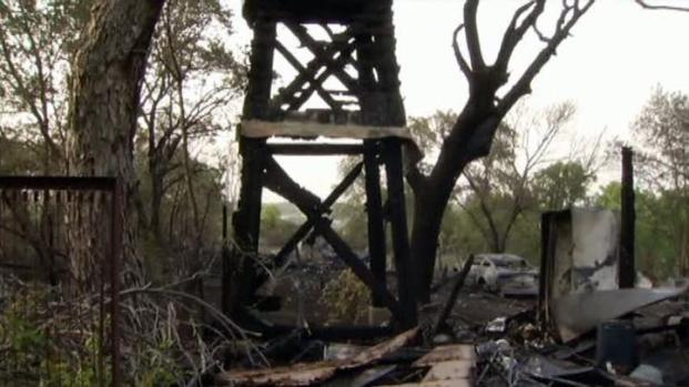 [DFW] Weatherford Fire Marshal Says Arsonist Setting Wildfires