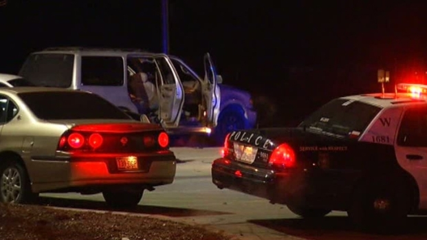 [DFW] Suspect in FW Shooting Found Dead