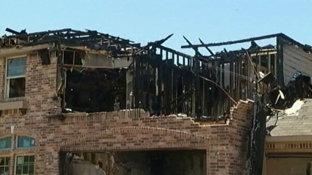 [DFW] 5 Fires in Frisco Neighborhood, 3 Declared Arson