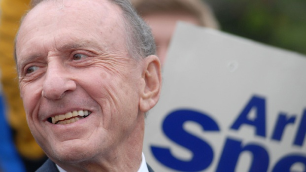[PHI] Hundreds Say Goodbye to Arlen Specter