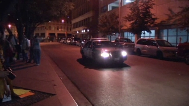 [DFW] Several Occupy Fort Worth Protesters Arrested