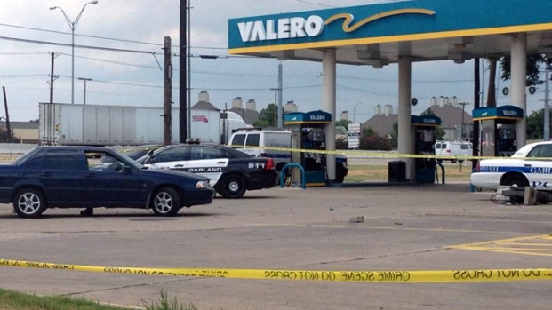 [DFW] Felony Suspect Fatally Shoots Self After Garland Chase