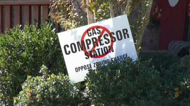 [DFW] Residents Halt Natural Gas Compressor Station