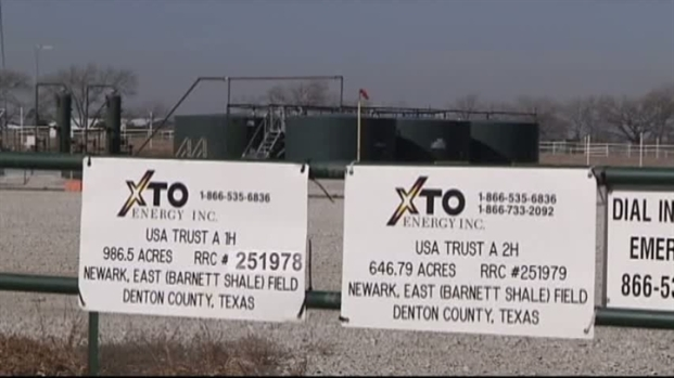 [DFW] Gas Drilling Meets New Ordinance