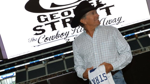 [DFW] George Strait Announces Farewell Final Stop