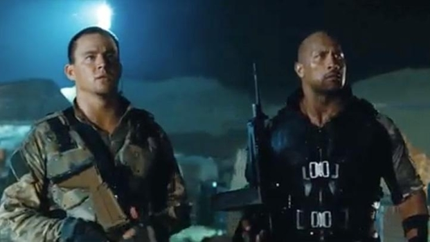 "[NATL] ""G.I. Joe: Retaliation"""