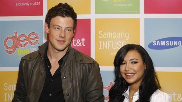 Glee Cast Members Visit Chicago