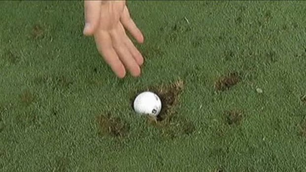 [DFW] Hail Damages Lakewood Country Club Golf Course