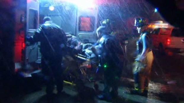 """[DFW] Granbury Residents Describe """"Horrible"""" Tornado"""