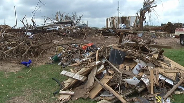 [DFW] Granbury Residents Recovering After Tornadoes