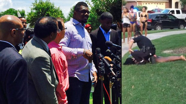 [DFW] Civic and Religious Groups, Parents Call for Action in Wake of McKinney Viral Video