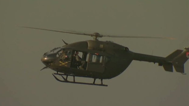 [DFW] Army Silent on Cost of Helicopter Rides for Accused Fort Hood Shooter