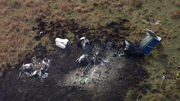 [DFW] Small Plane Crash Near Hicks (911 Audio)